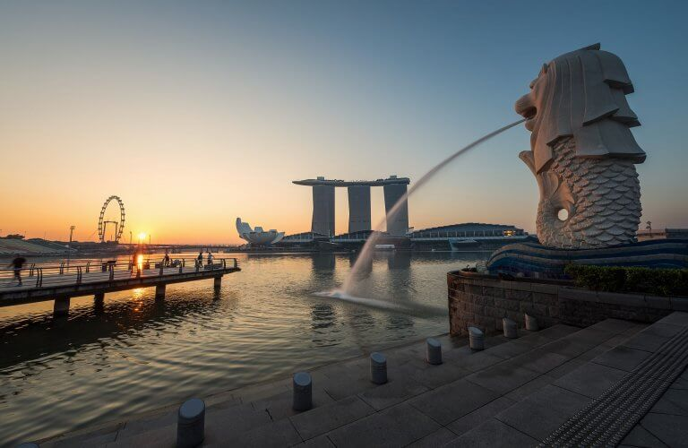 סינגפור בקורונה